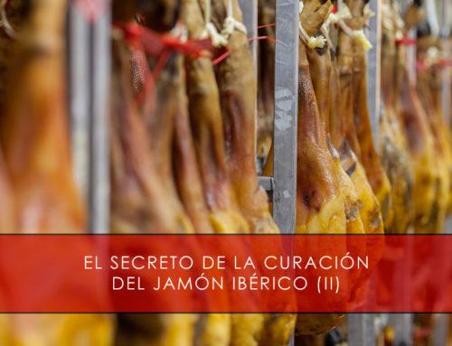El secreto de la curación del jamón ibérico (II)