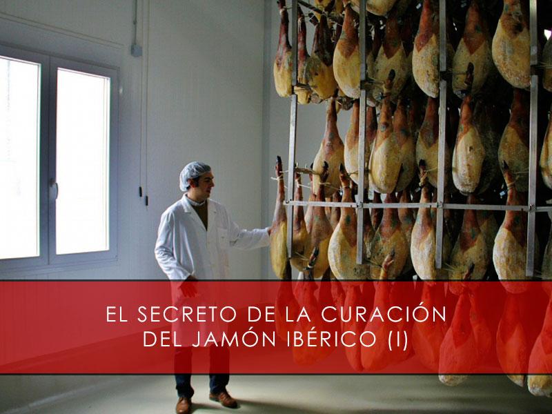 El secreto de la curación del jamón ibérico