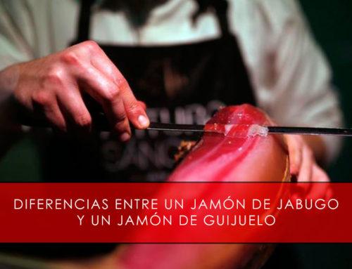 Diferencias entre jamón de Guijuelo y jamón de Jabugo