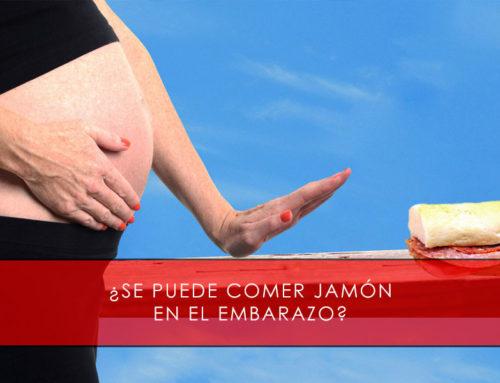 ¿ Se puede comer jamón ibérico en el embarazo ?