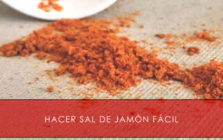 sal de jamon usos