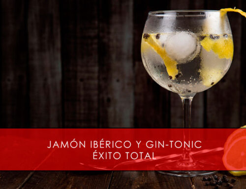 Jamón ibérico y gin-tonic, éxito total