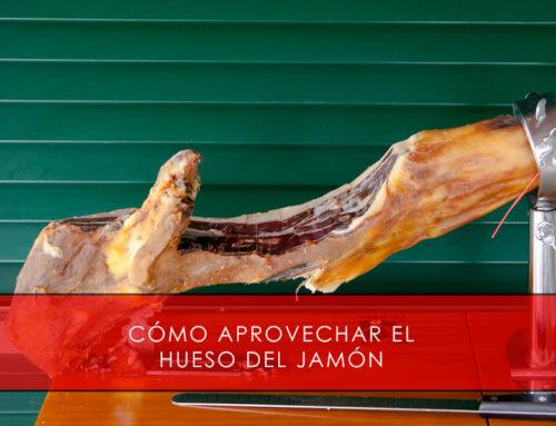 El hueso del jamón: ¡ni se te ocurra tirarlo!