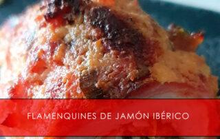 flamenquines de jamón ibérico