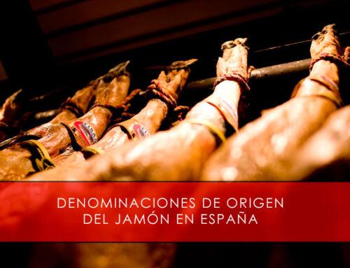 Denominaciones de Origen del jamón en España