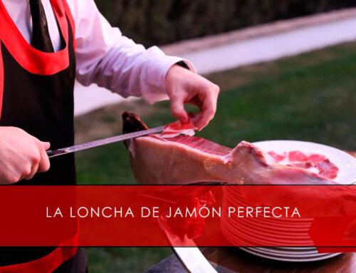 La loncha de jamón perfecta