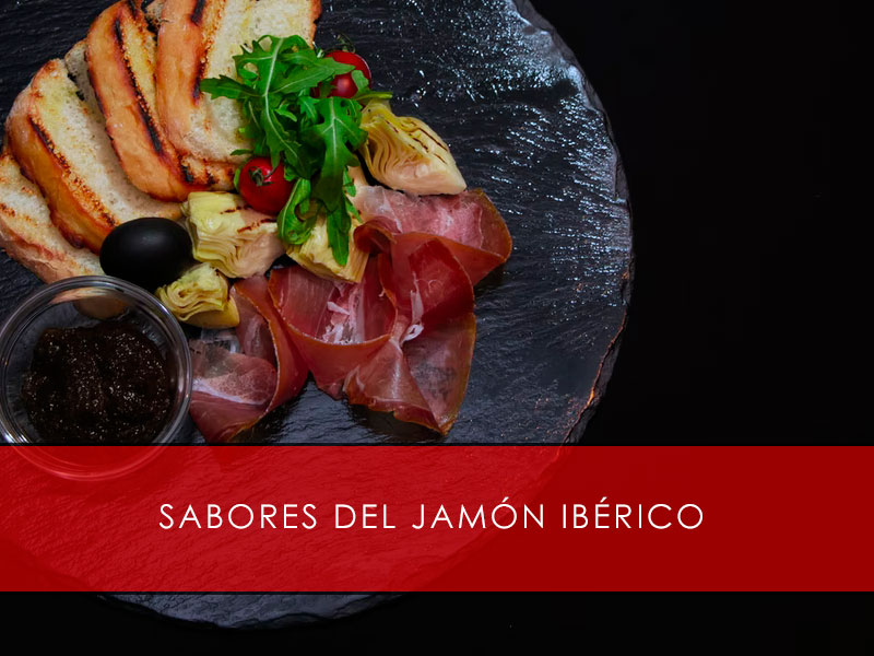 Sabores del jamón ibérico - La Casa del Jamón